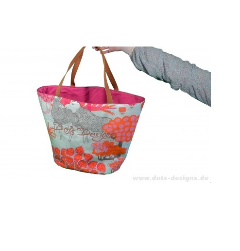 ▷ Sommer- / Strandtasche Schnittmuster - easylife123.de